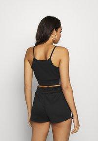 Nike Sportswear - W NSW AIR TANK CROP - Topper - black - 2