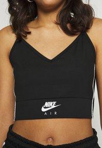 Nike Sportswear - W NSW AIR TANK CROP - Topper - black - 5