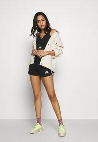 Nike Sportswear - W NSW AIR TANK CROP - Topper - black - 1