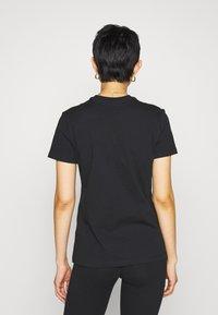 Nike Sportswear - TEE - Print T-shirt - black - 2