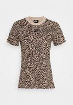 PACK TEE - Print T-shirt - beige