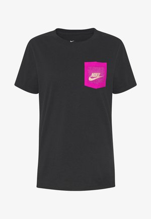 ICON CLASH - T-shirt con stampa - black