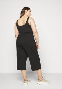 Nike Sportswear - TANK BDYSUIT - Topper - black/white - 2