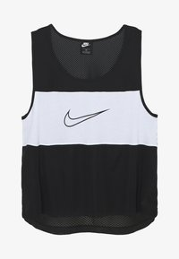 Nike Sportswear - PLUS TANK - Topper - black/white - 3
