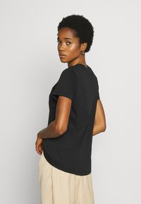 Nike Sportswear - TEE - T-Shirt basic - black/white - 2