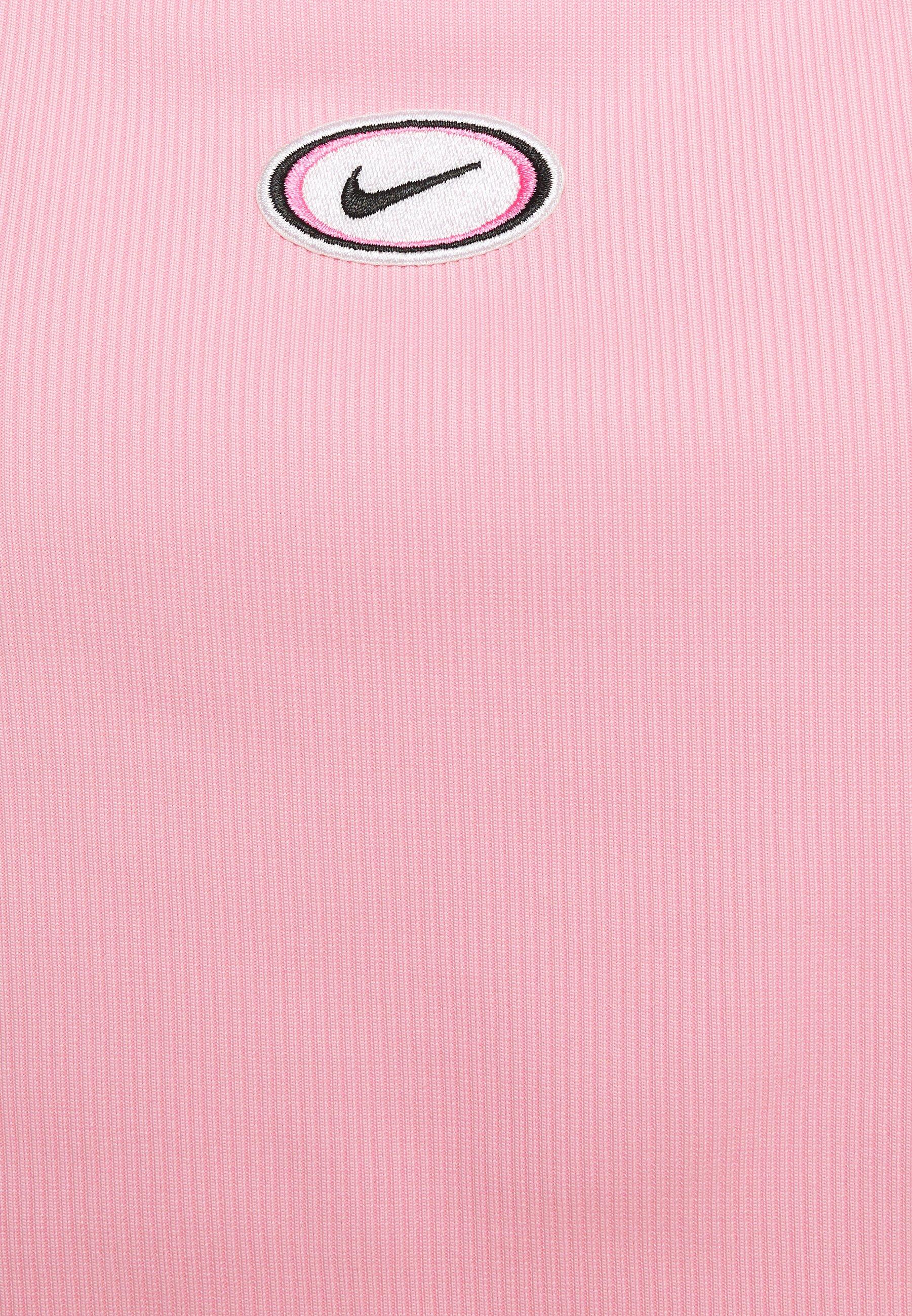 Nike Sportswear TANK CROP - Top - pink iBJLqwOG