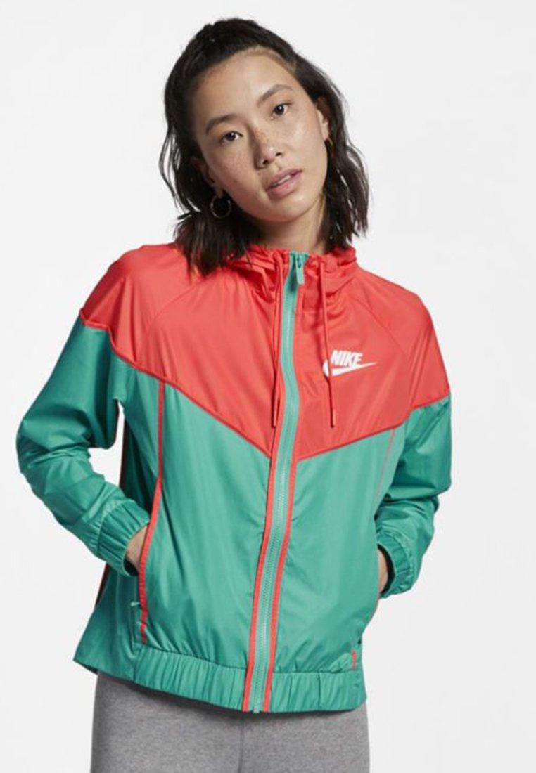 Nike Sportswear - Leichte Jacke - cabana/turf orange/white