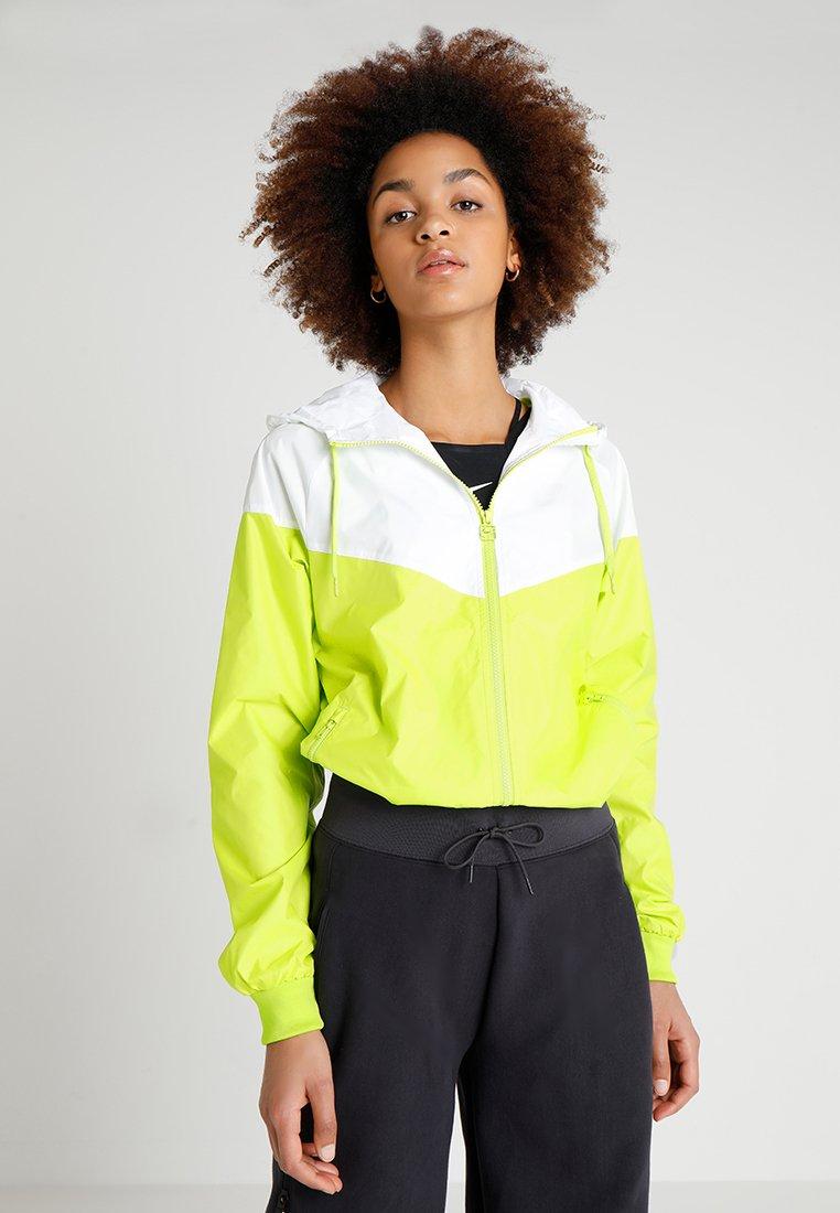 Nike Sportswear - Windbreaker - cyber/white/vast grey