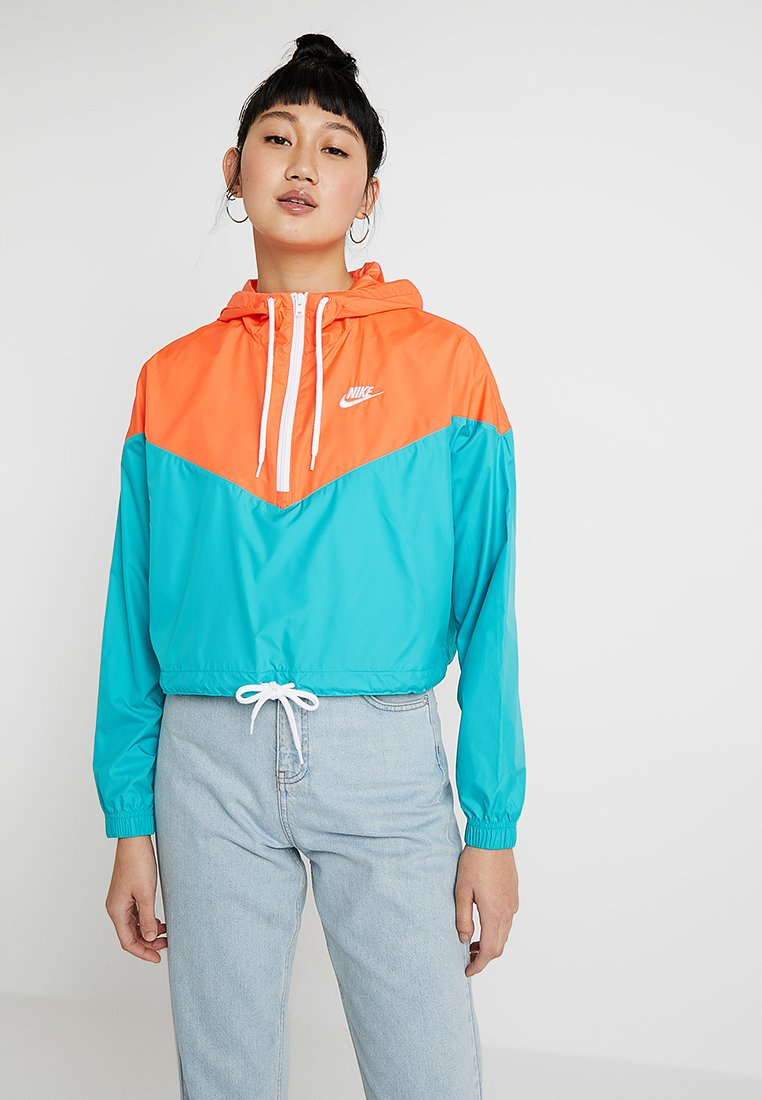 Nike Sportswear - Windbreaker - cabana/turf orange/white