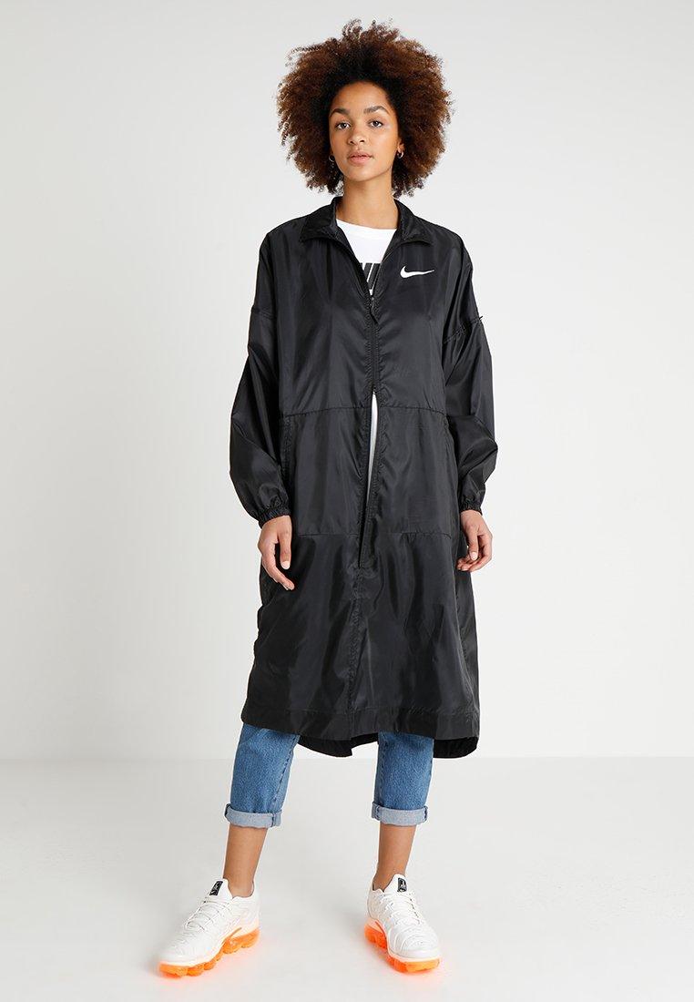 Nike Sportswear - Regnjacka - black/white