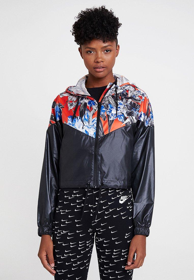 Nike Sportswear - Bomberjacke - black/white