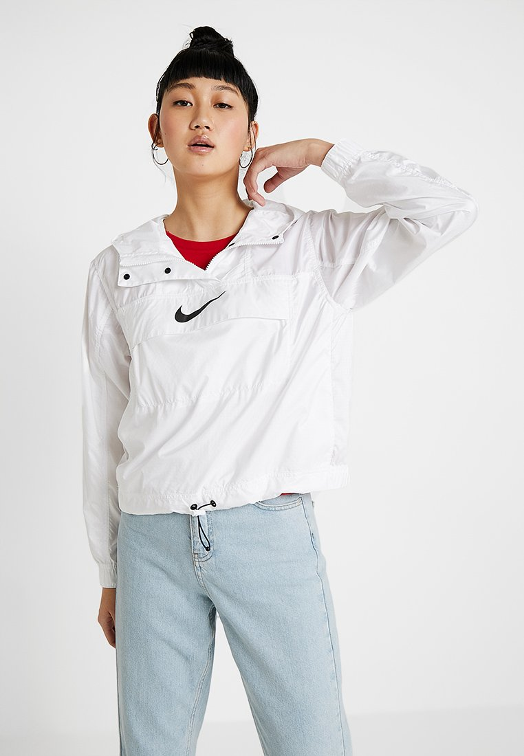 Nike Sportswear - Vindjacka - white/black