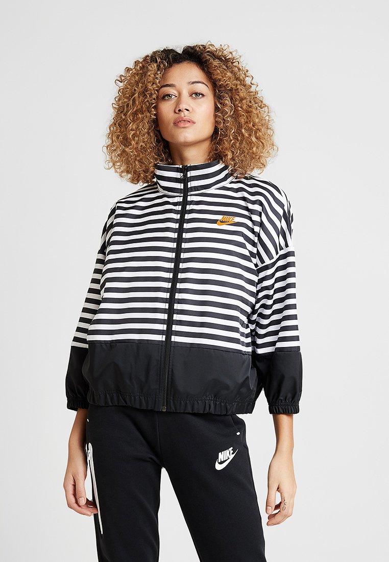 Nike Sportswear - Větrovka - white/black