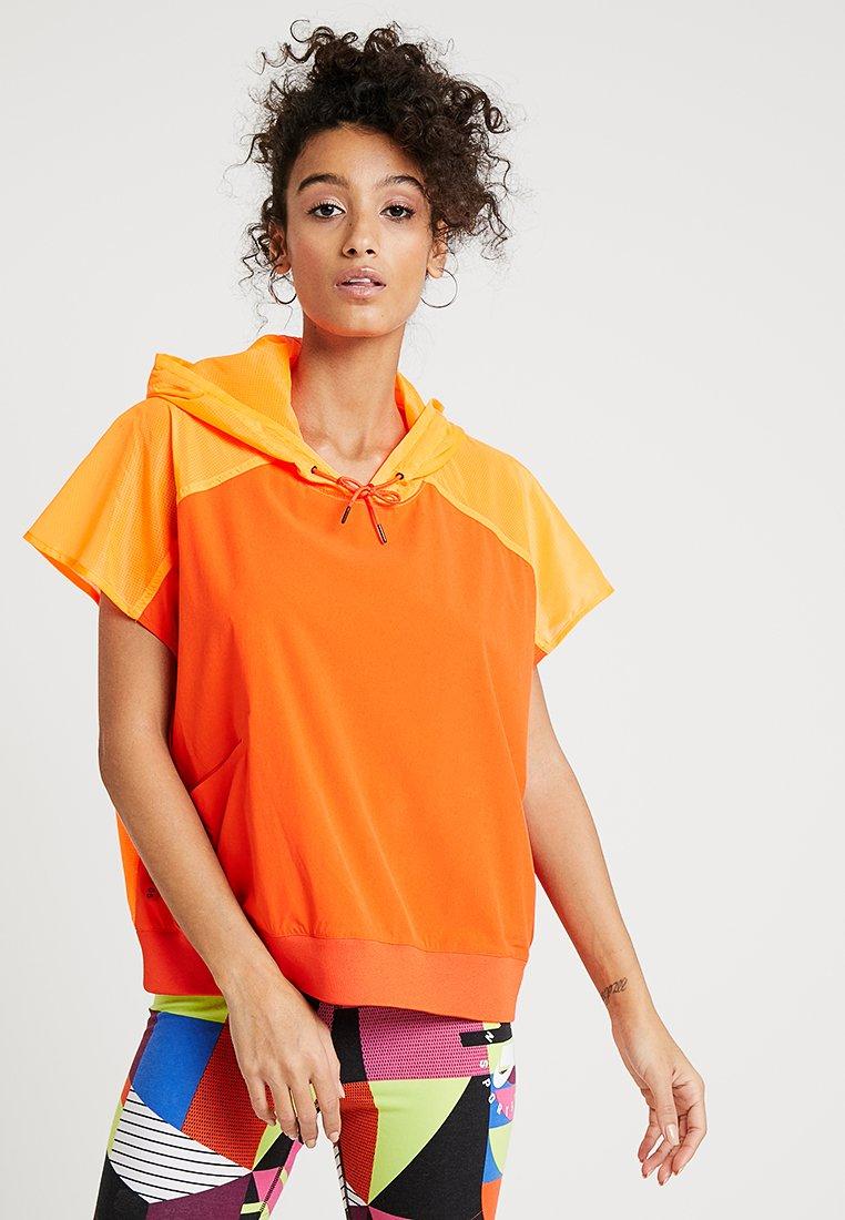 Nike Sportswear - Summer jacket - total orange/black