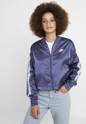 AIR - Training jacket - sanded purple