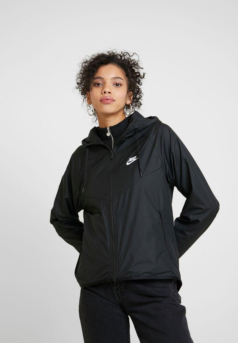 Nike Sportswear - Kurtka wiosenna - black