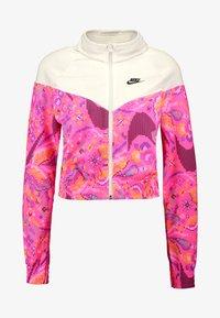 Nike Sportswear - FEM - Training jacket - pink - 3