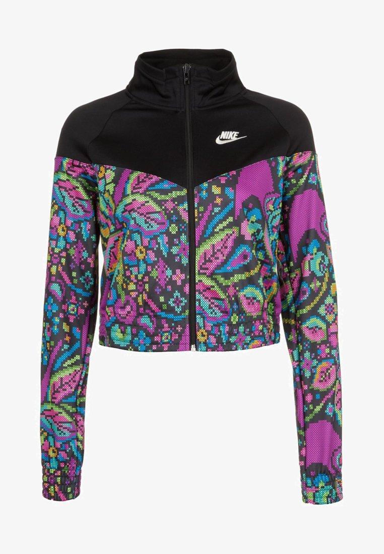 Nike Sportswear - FEM - Chaqueta de entrenamiento - black
