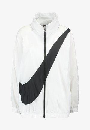 Veste coupe-vent - white/black