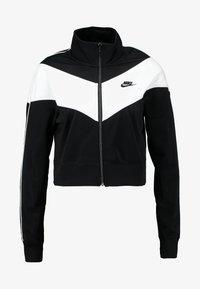 Nike Sportswear - W NSW HRTG TRCK JKT PK - Treningsjakke - black/white - 4