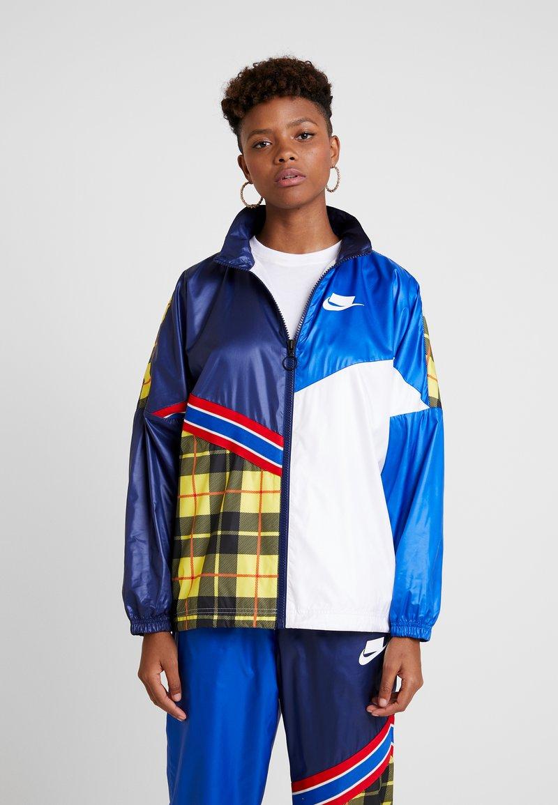 Nike Sportswear - Lett jakke - blue void/game royal/white