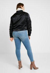 Nike Sportswear - AIR TRK PLUS - Bomber bunda - black - 2
