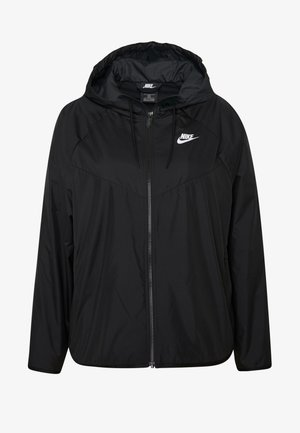 PLUS - Summer jacket - black