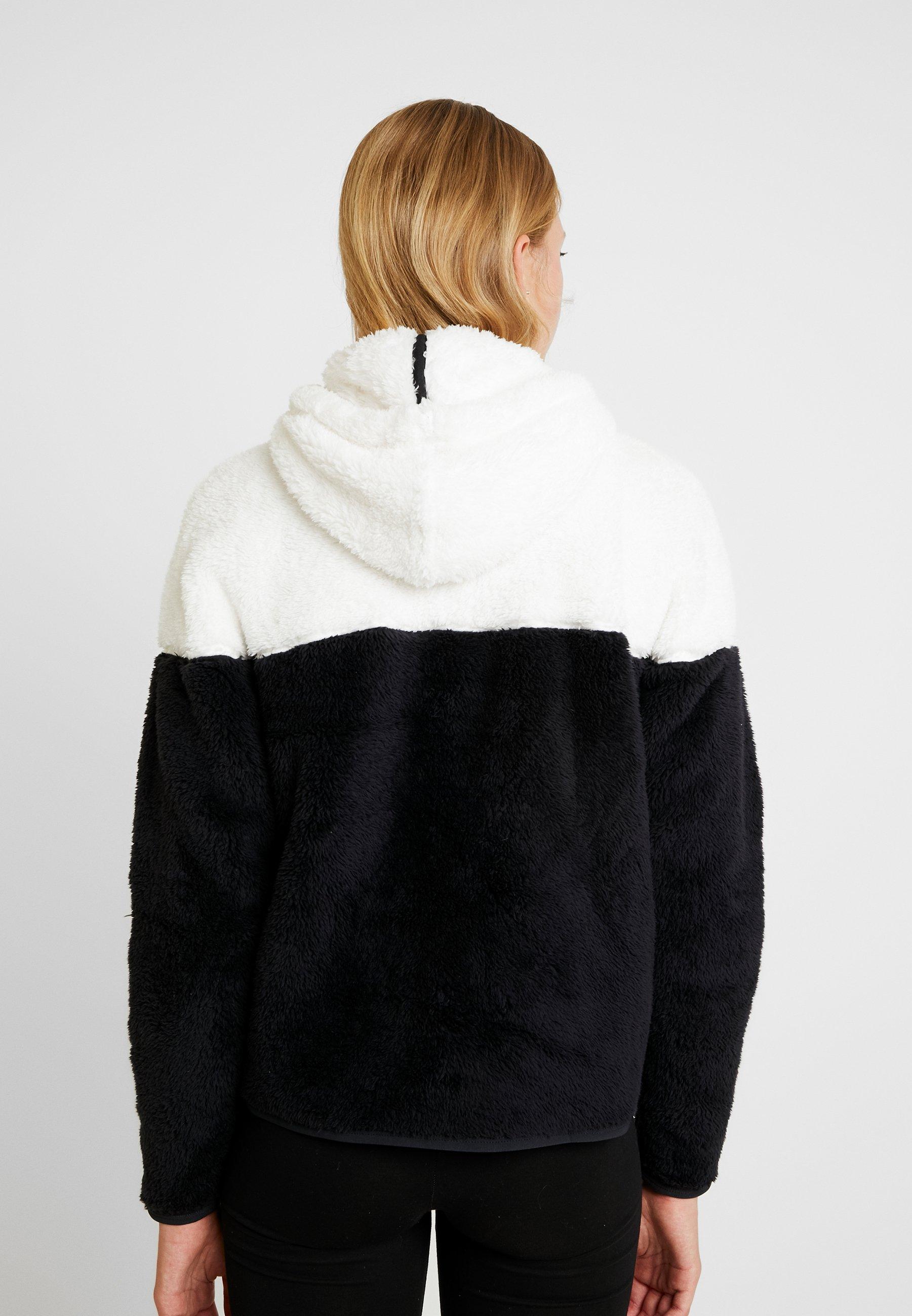 Nike Sportswear W NSW WR JKT WINTER - Kurtka zimowa - sail/black
