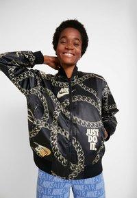 Nike Sportswear - Blouson Bomber - black - 0