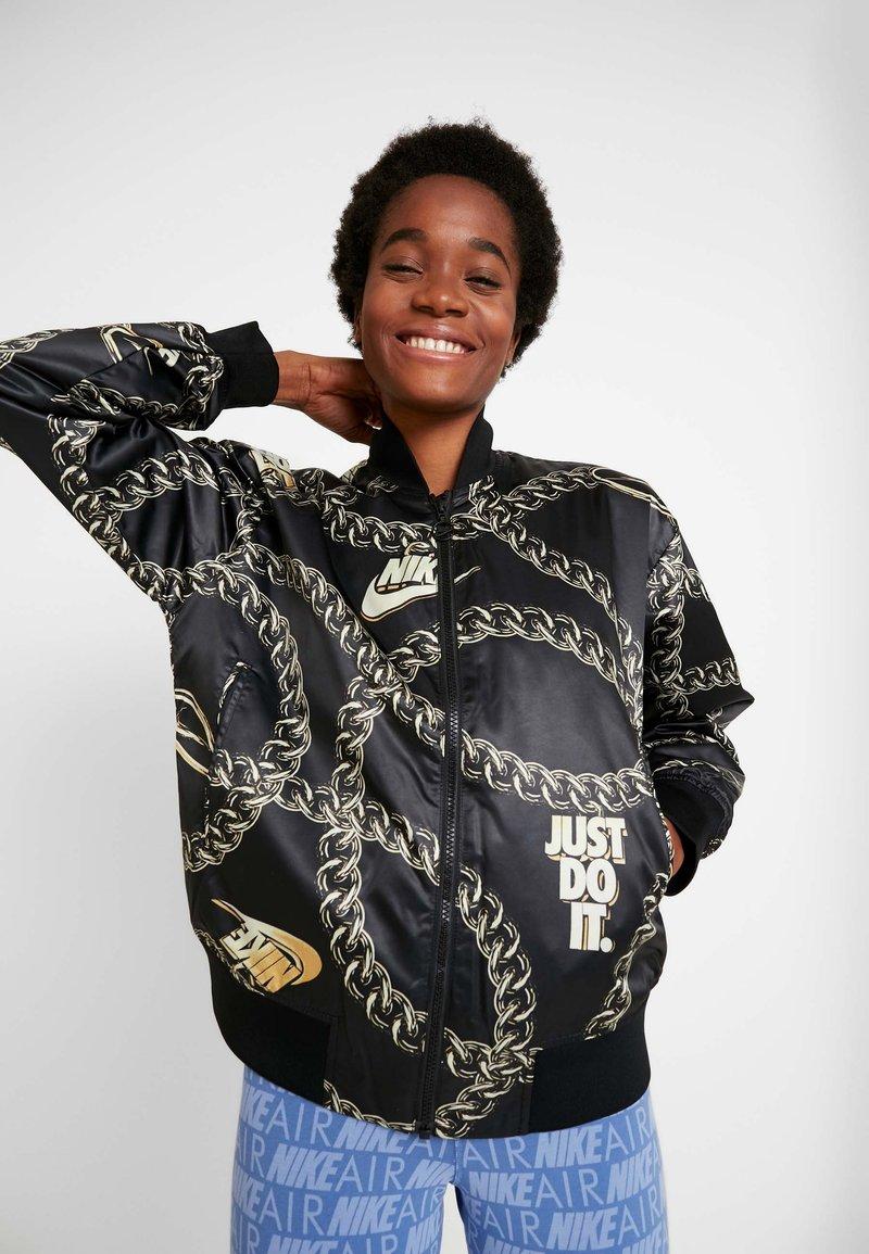 Nike Sportswear - Blouson Bomber - black