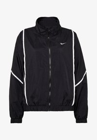 Nike Sportswear - PIPING - Lett jakke - black/white - 4