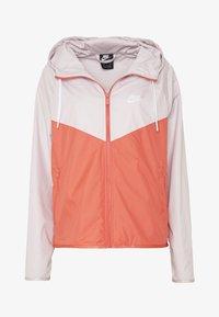 Nike Sportswear - Treningsjakke - barely rose/magic ember/white - 4