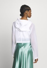 Nike Sportswear - UP IN AIR - Summer jacket - white/smoke grey - 2
