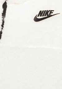 Nike Sportswear - W NSW FLC QZ PLUSH PLUS - Fleecegenser - pale ivory/black - 5