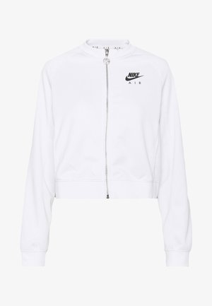 W NSW AIR JKT PK - Mikina na zip - white