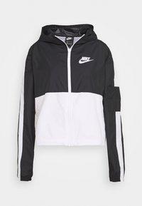 Nike Sportswear - Treningsjakke - black/white - 3