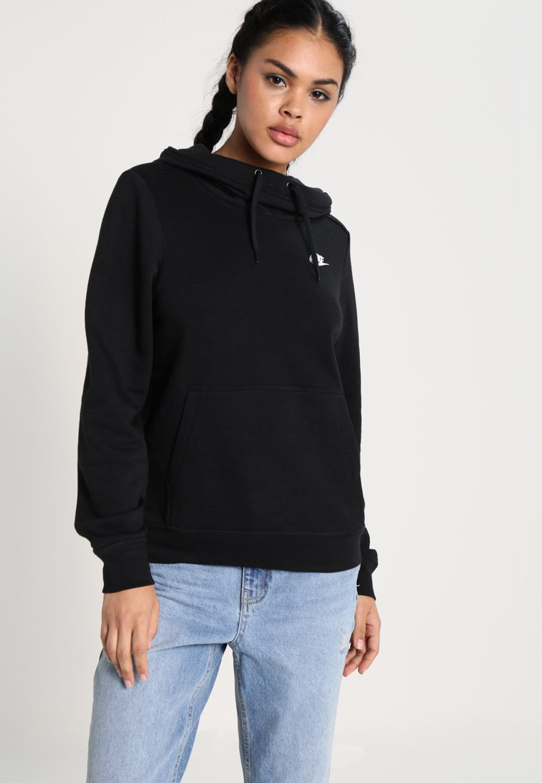 Nike Sportswear - Hoodie - black/white