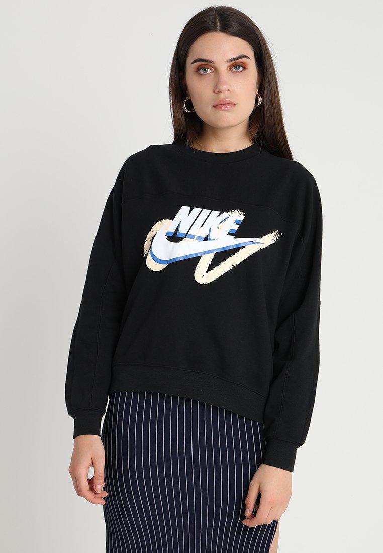 Nike Sportswear - CREW - Sweatshirt - black