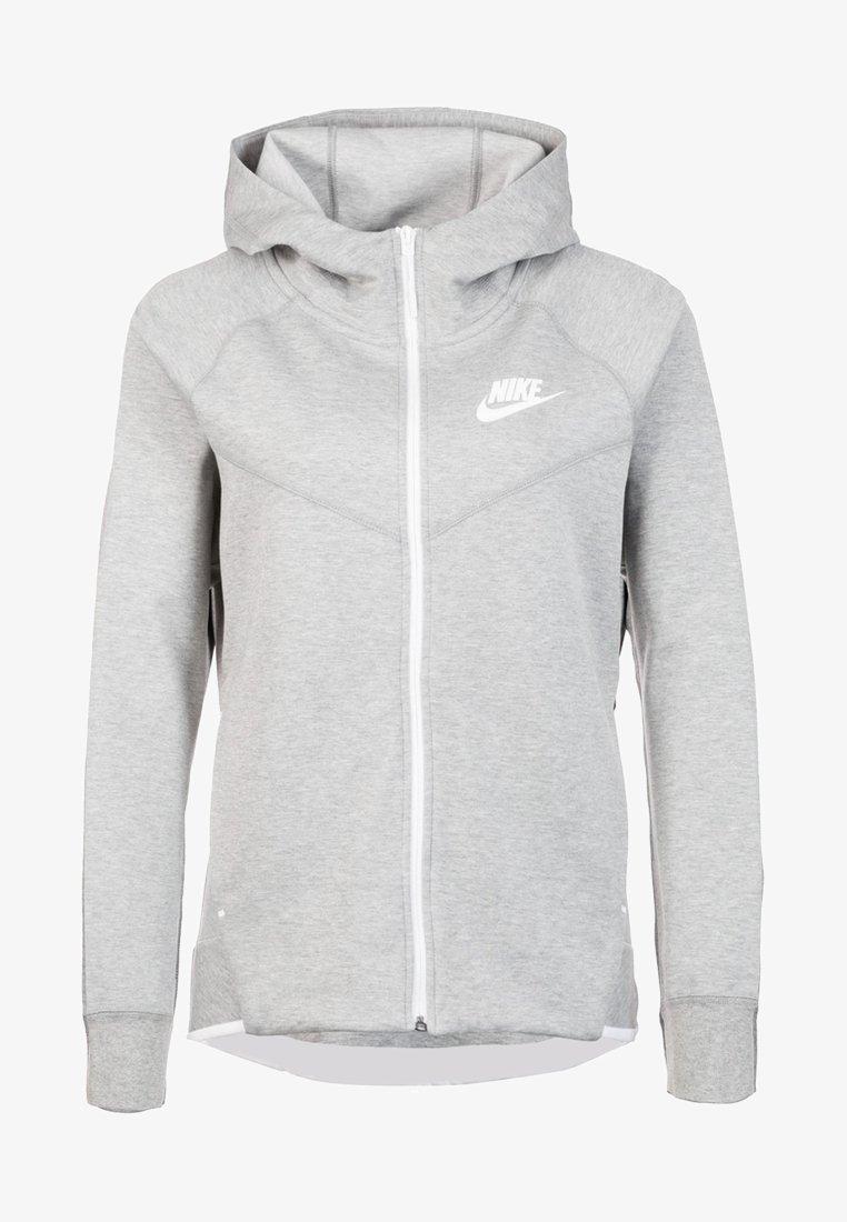 Nike Sportswear - WINDRUNNER - Fleece jacket - grey