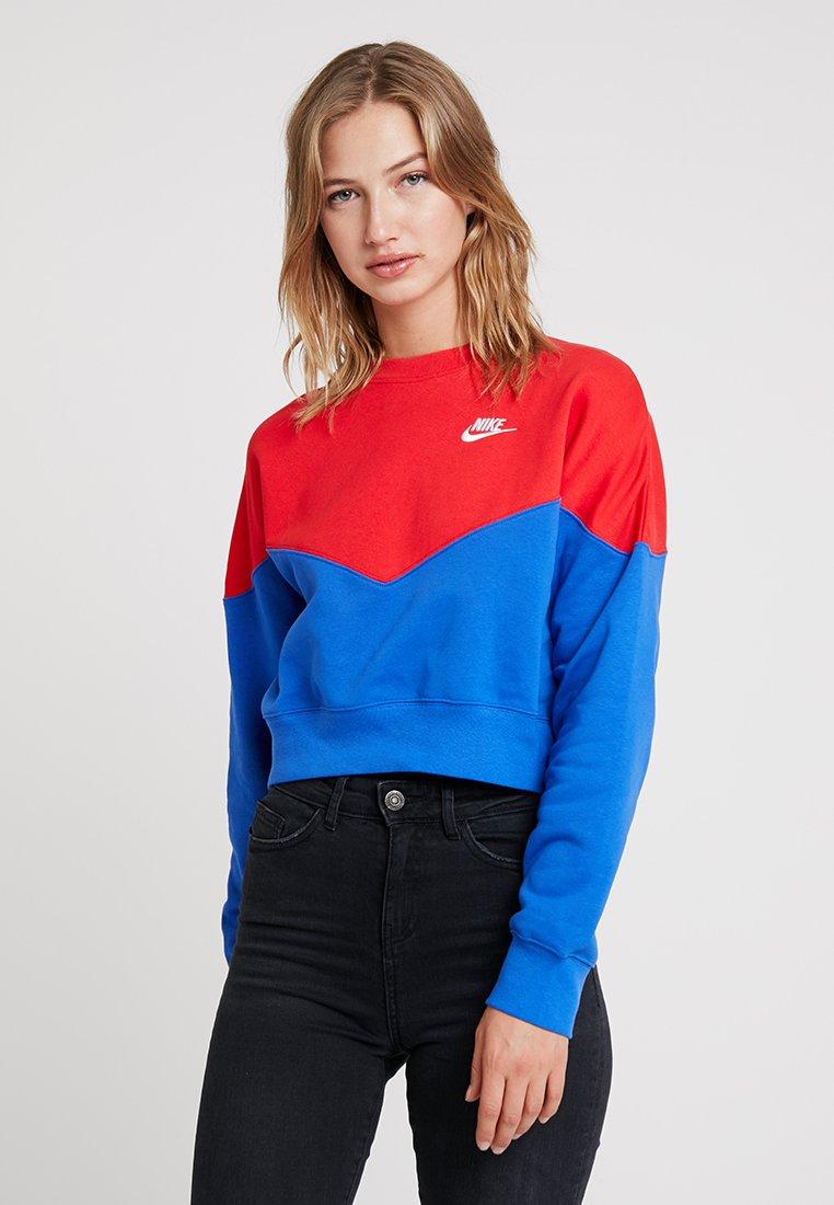 Nike Sportswear - Bluza - blue/red