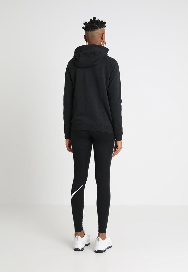 RALLY veste en sweat zippée blackblackwhite