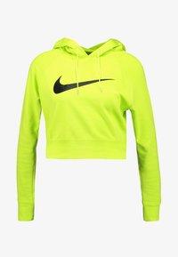 Nike Sportswear - Kapuzenpullover - cyber/black - 3