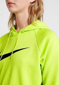 Nike Sportswear - Kapuzenpullover - cyber/black - 4