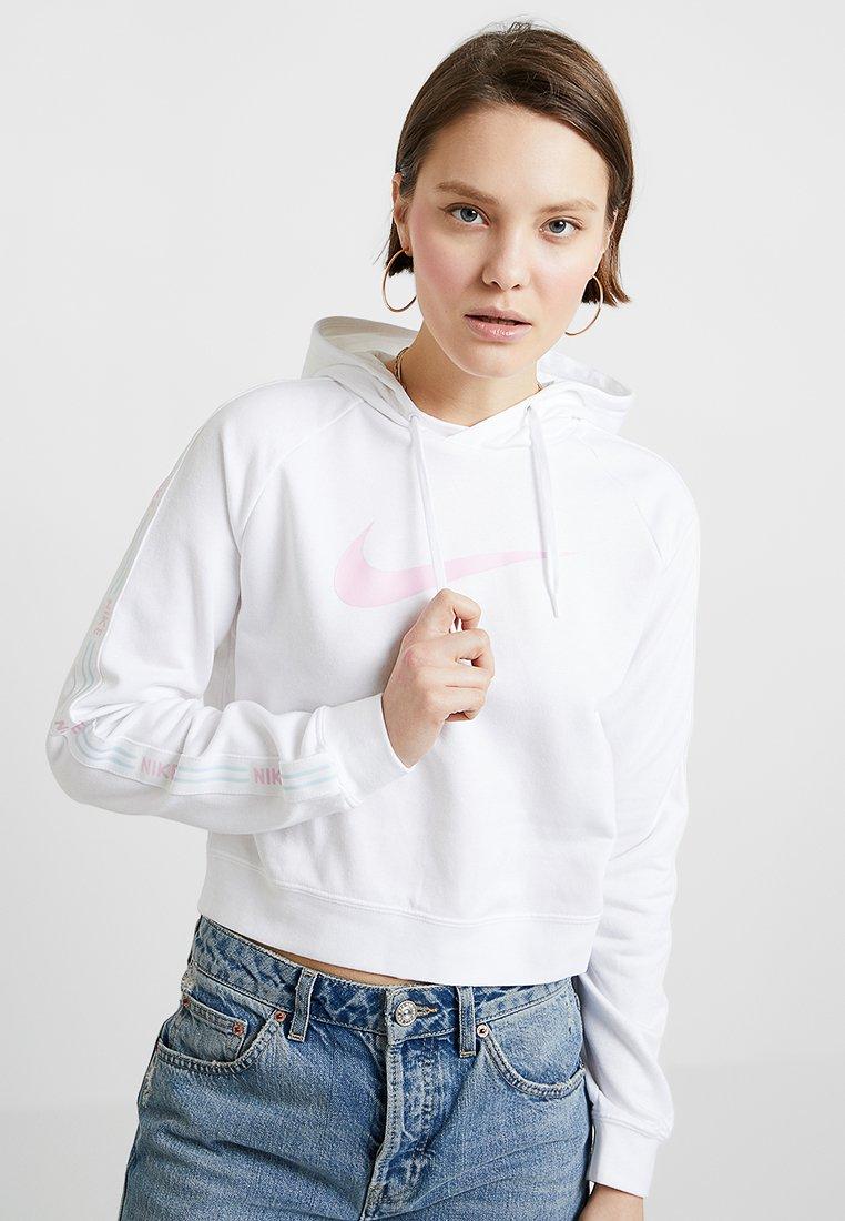 Nike Sportswear - HOODIE - Felpa con cappuccio - white