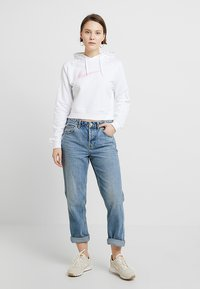 Nike Sportswear - HOODIE - Sweat à capuche - white - 1