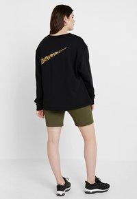 Nike Sportswear - CREW PLUS - Sweatshirt - black - 2