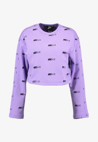 Nike Sportswear - NSW AIR CREW - Mikina - space purple/white - 4