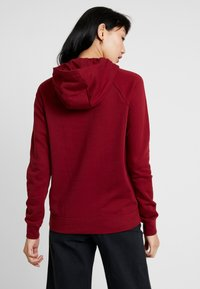 Nike Sportswear - Bluza z kapturem - team red/white - 2
