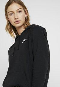 Nike Sportswear - Felpa con cappuccio - black - 4