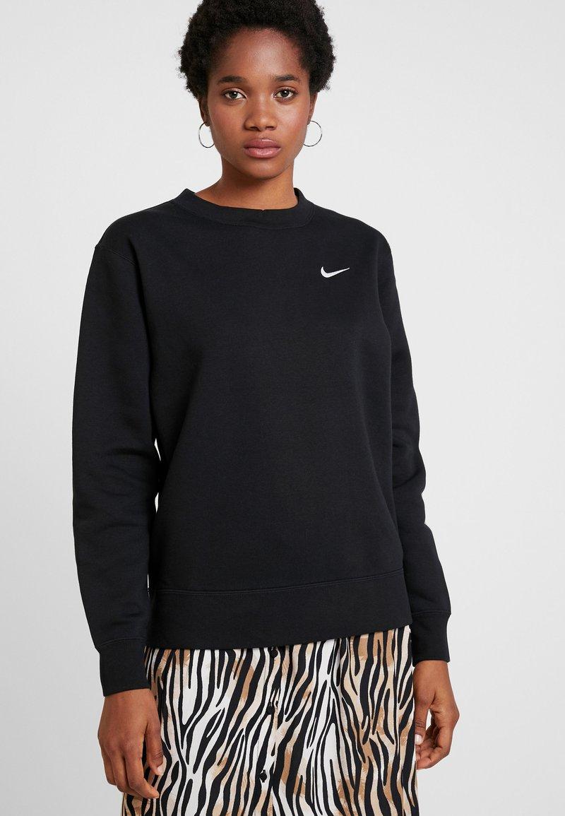 Nike Crew white Black Sportswear TrendSweatshirt byYvI7f6g